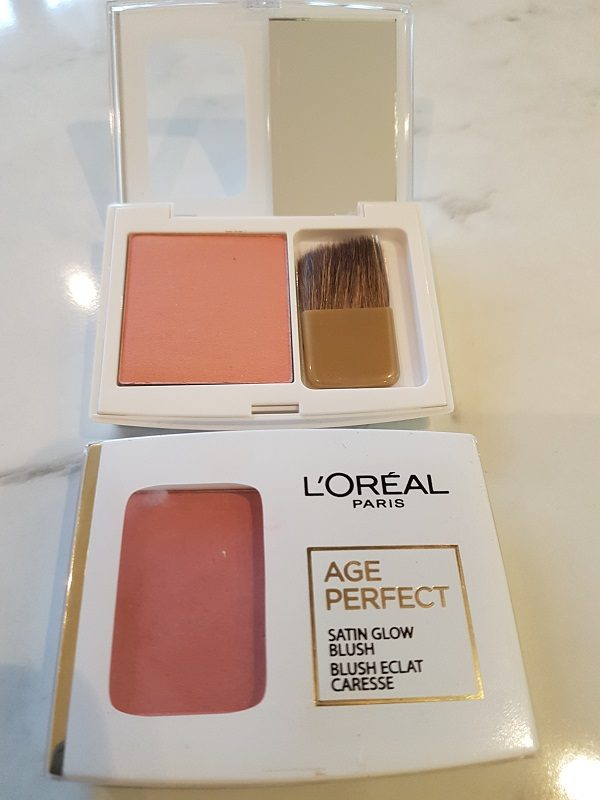 l'oreal Age Perfect Satin Glow Illuminating Blusher