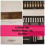 Review od L'oreeal age Perfect Make-Up image