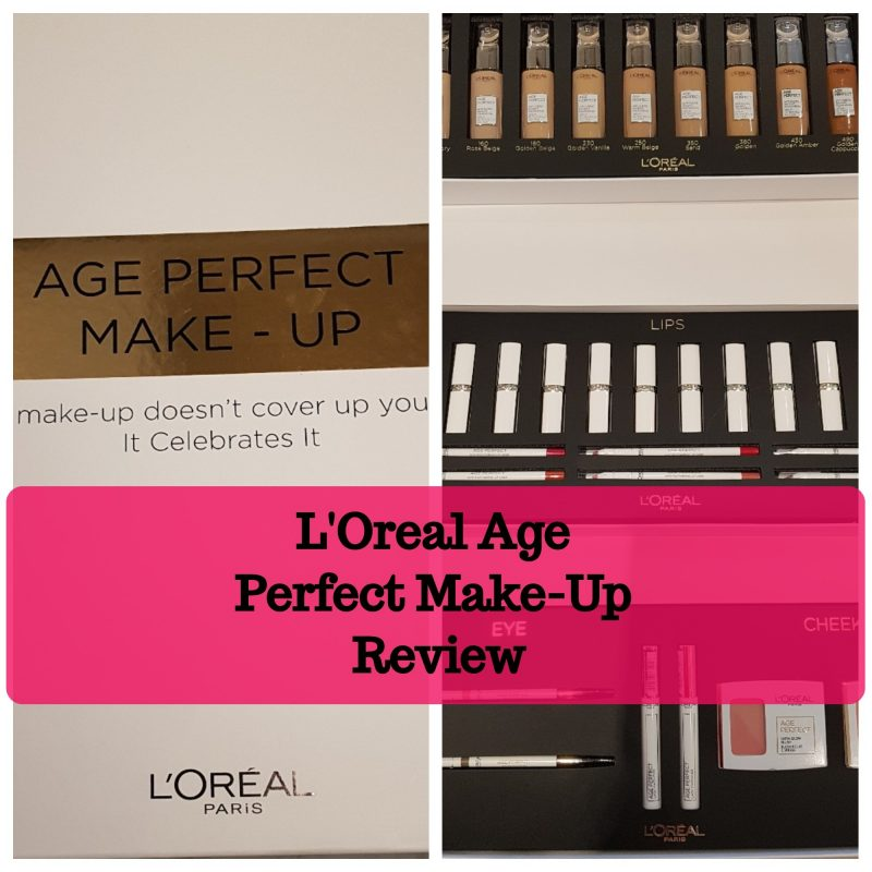 Review of L'oreal age Perfect Make-Up image