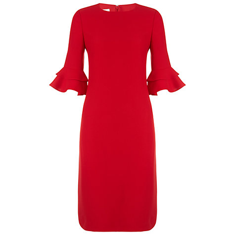 oner 50 style red dress for Valentines day