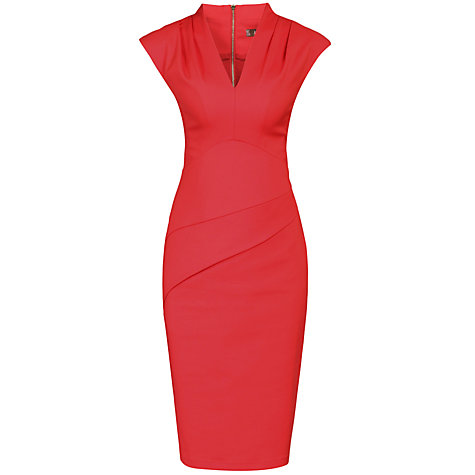 ref v neck dress for valentines