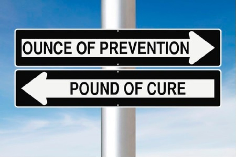 prevention not cure in homecare