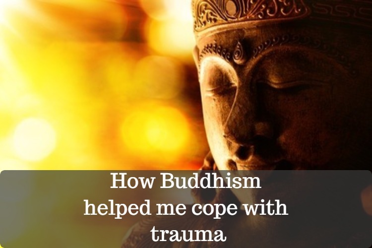 How buddhism can help at difficult times image