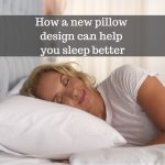 new pillow design helps you to sleep better image