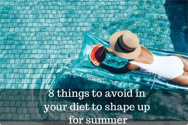 foods to avoid to shape up for summer over 50 image