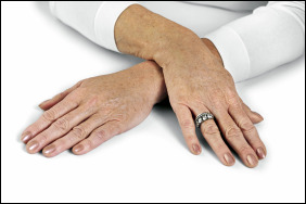 younger looking hands image