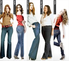 How to Choose the Best Jeans for Your Bodyshape-never too ...
