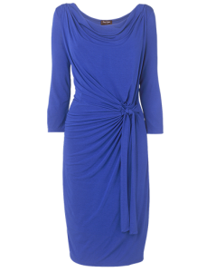 Style over 50- dazzle in blue image