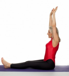 yoga for toning image