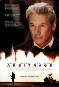 arbitrage with richard gere image