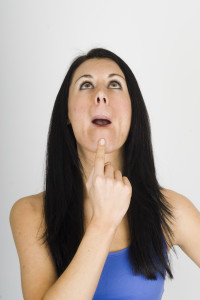 face yoga mouth and cheeks image