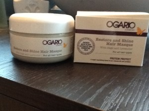 ogario hair masque review image