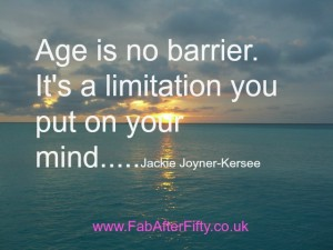 Age is no barrier