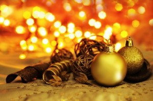 First Christmas in Farnce image