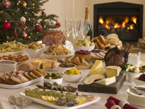 how not to gain weight over Christmas