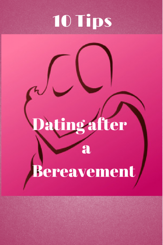 Dating after bereavement image