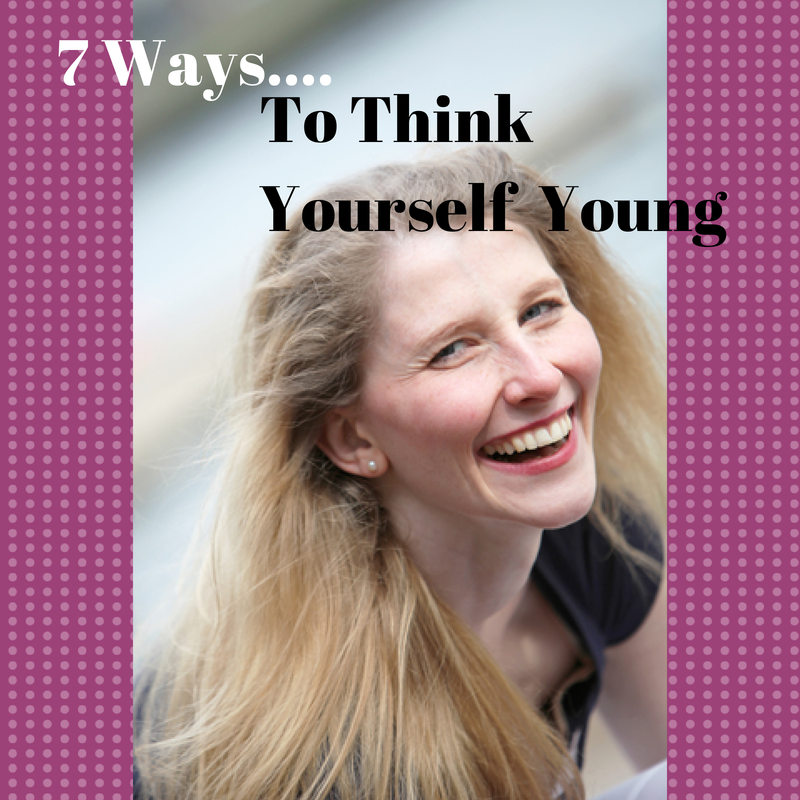 how to keep yourself looking young
