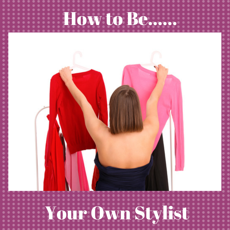 how to be your own stylist image