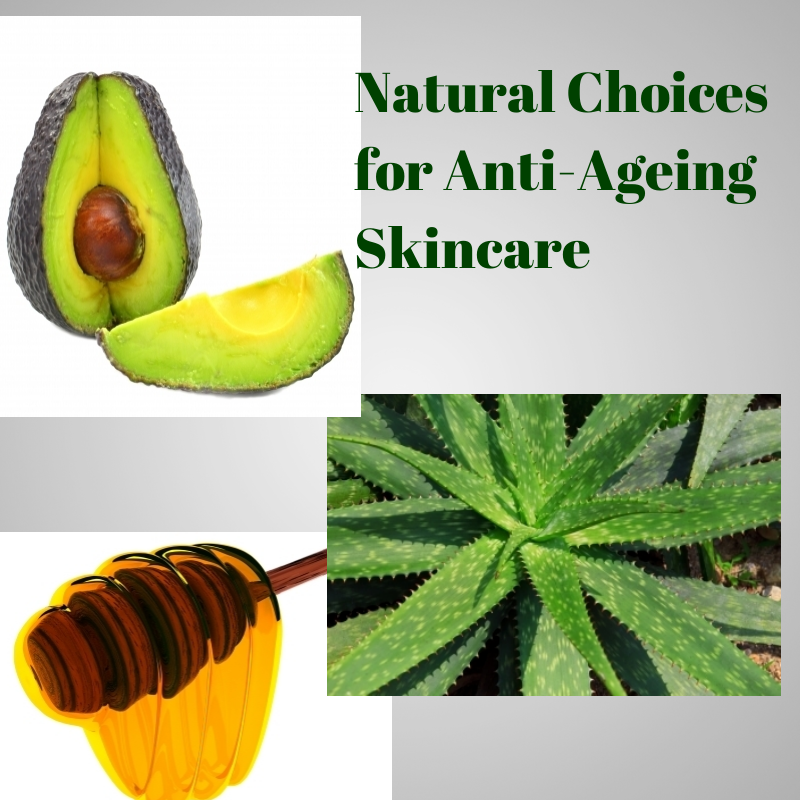 Natural Choicesfor Anti-AgeingSkincare