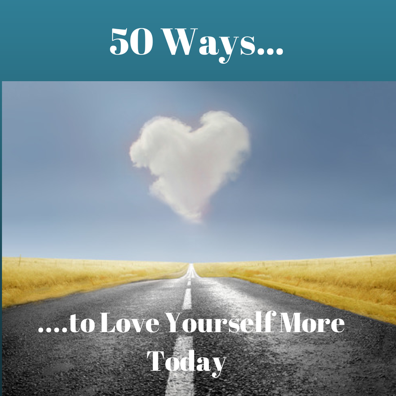 50 simple ways to love yourself over 50