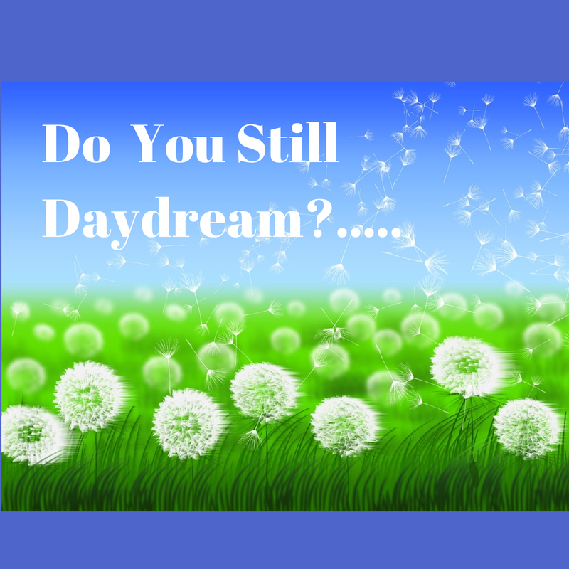 Daydreaming over 50