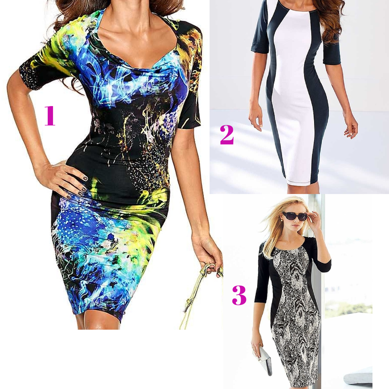 Ab Fab 50: Slimming Dresses With Sleeves For Women Over 50 From