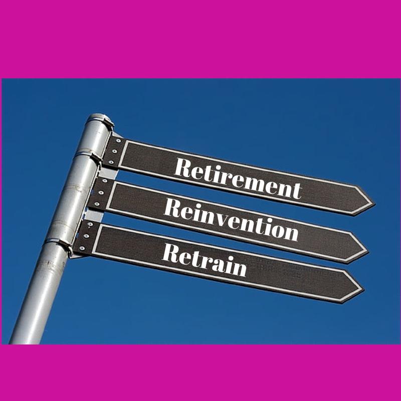retirement or reinvention image
