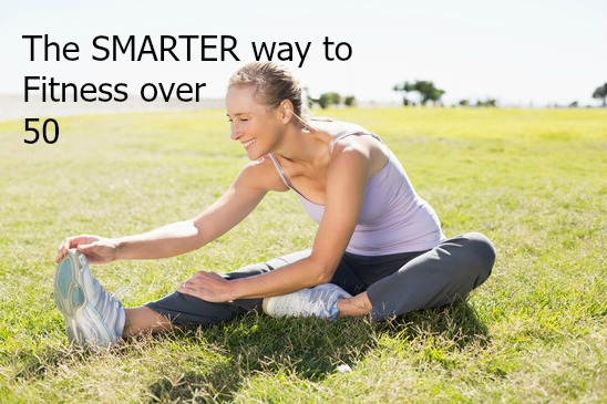 Smart fitness goals at 50plus image