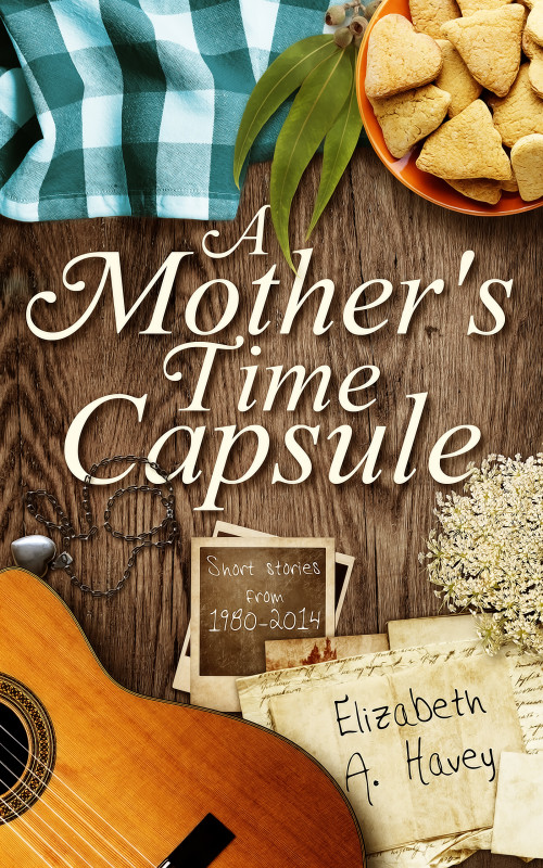 Mothers Time Capsule book cover