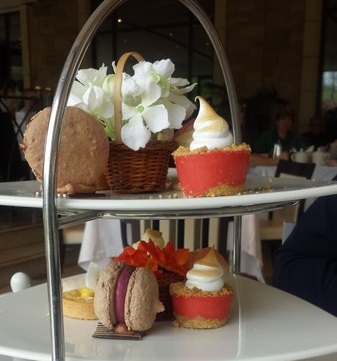 celtic manor  afternoon tea