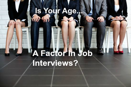 Age discrimination and job interviews