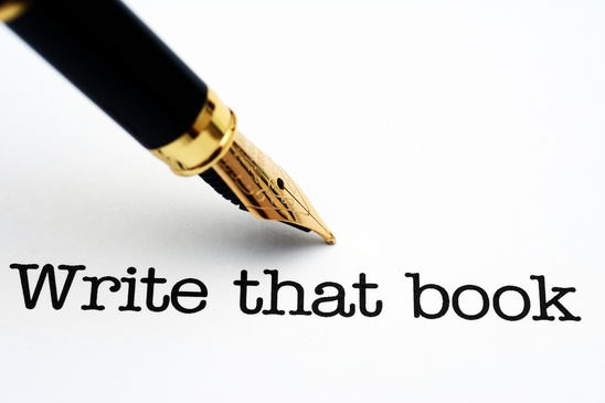 Write that book