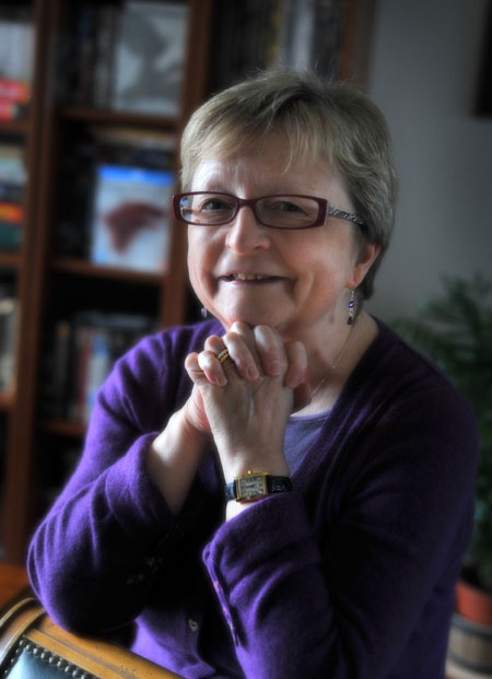 anne stormont author image