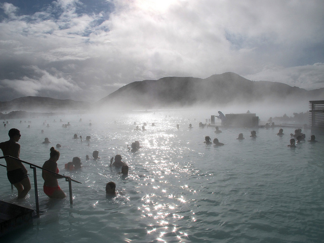 thermal springs in scandinavia