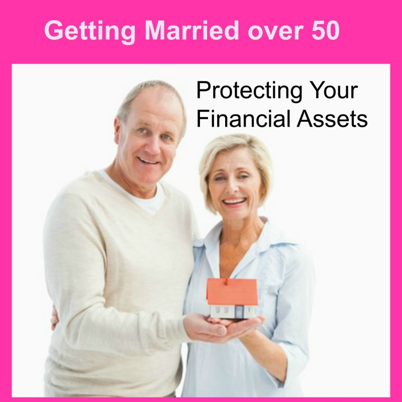 50plus marriage and finance