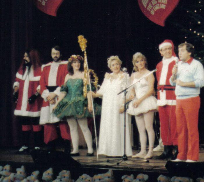 Maggy in panto