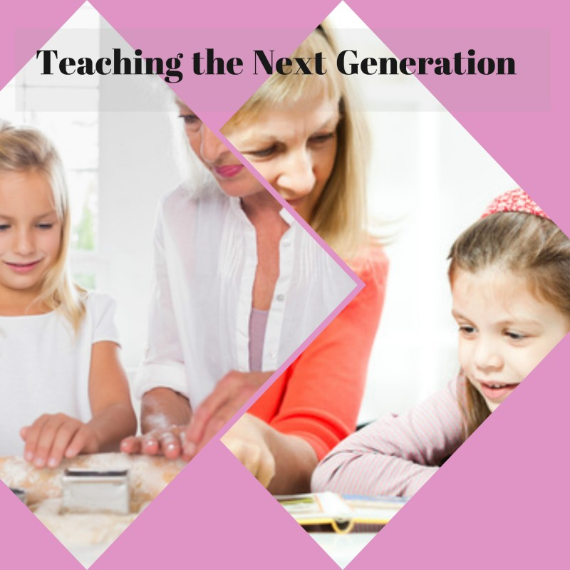 Teaching the Next Generation Image