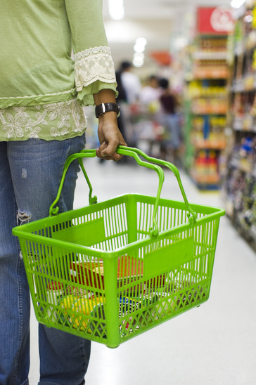 how to not overspend in supermarket