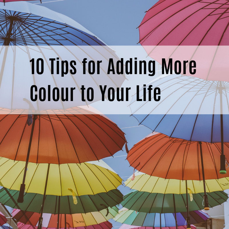 add colour in your life image