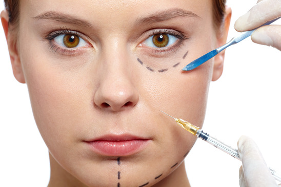 botox, under eye circles and bags