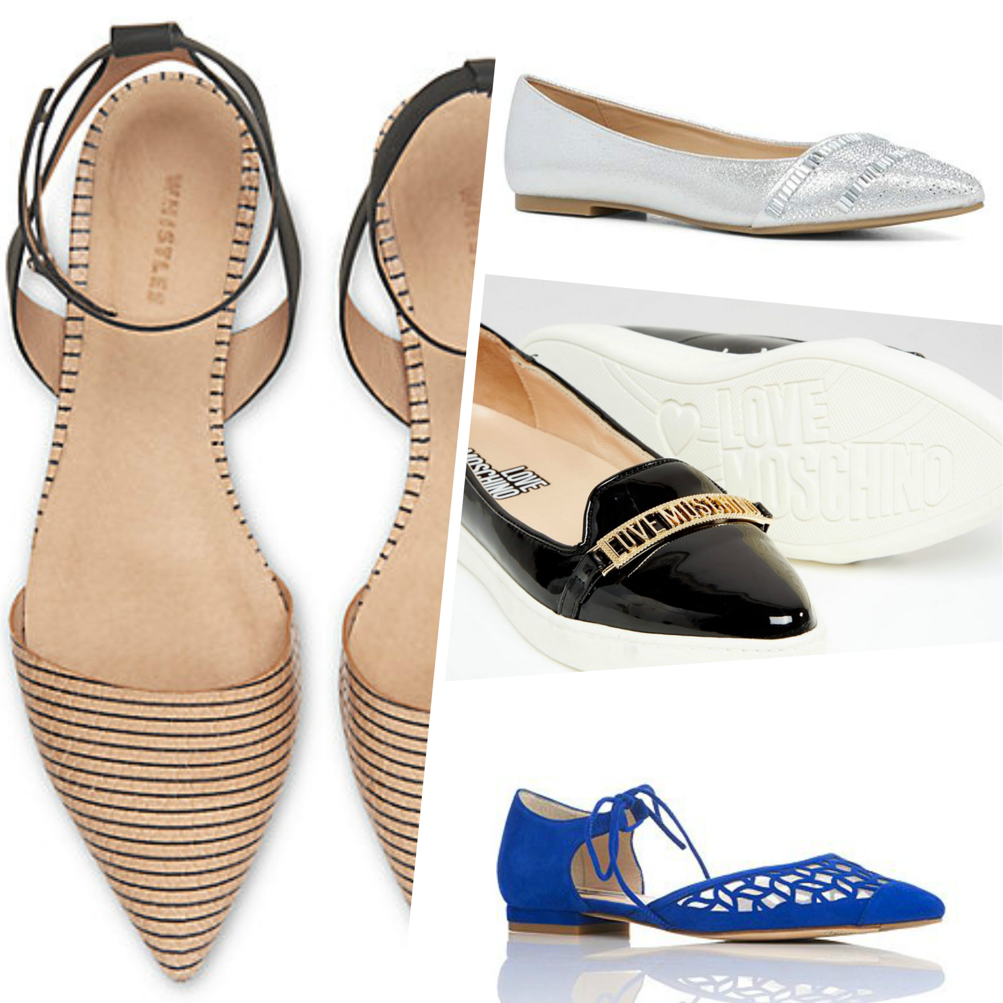 50plus Style Flats Don T Have To Be Frumpy Pointy Toed