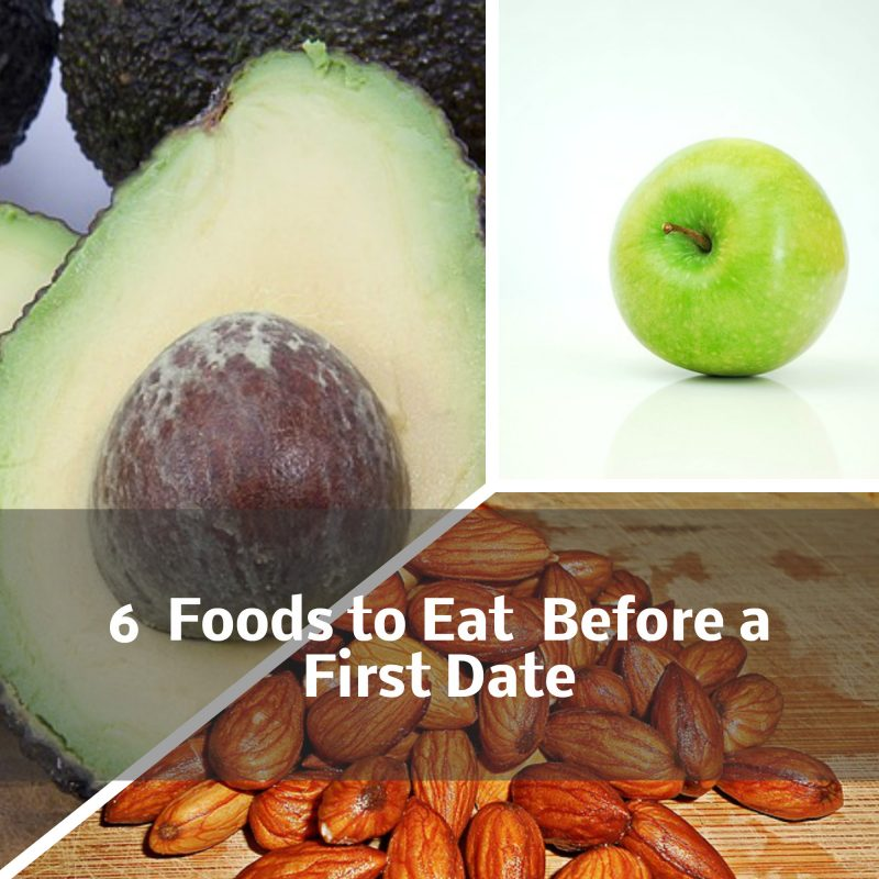 What To Eat Before A Date