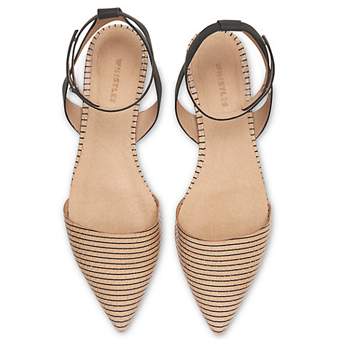 whistles pointed toe sandals