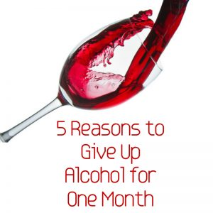 5 reasons to give up alcohol image