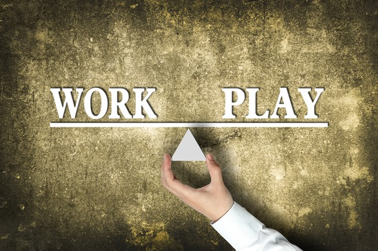 how to work less to play more