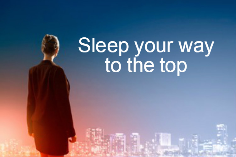 success  50plus: Sleep your way to the top