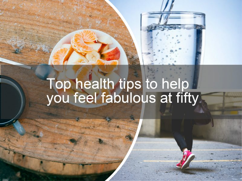 health tips over 50 image