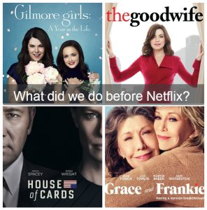 favourite netflix shows for women over 50