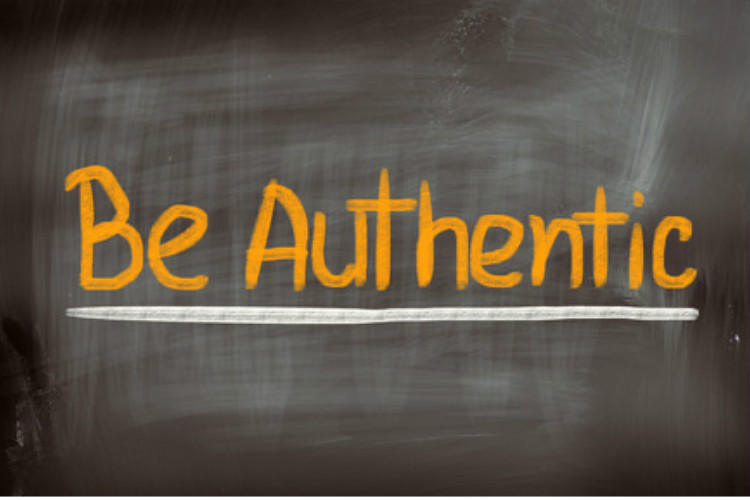 authenticity and success image