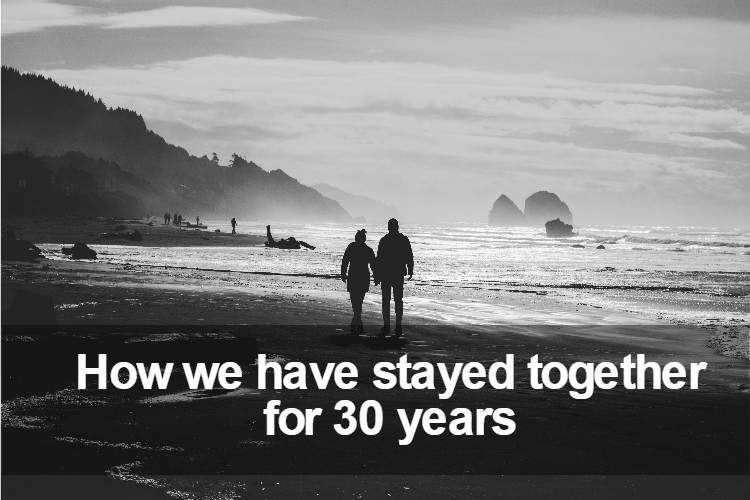 staying married for 30 years image
